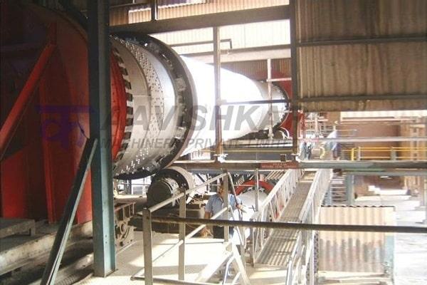 Rotary Kiln Manufacturer