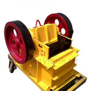 Single-toogle-jaw-crusher